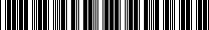 Barcode for 3CN071597