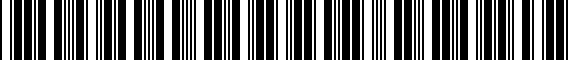 Barcode for W1660215C002L