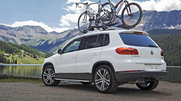 Diagram Winter Package for your Volkswagen Tiguan Limited